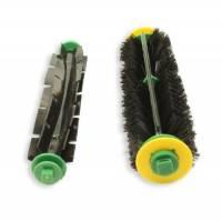 Spazzola Principale e Spazzola Flessibile Compatibile per Roomba Series - K