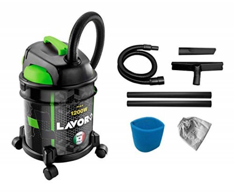 Lavor 310000813 Aspirapolvere, 1200 W, 230 V, Verde